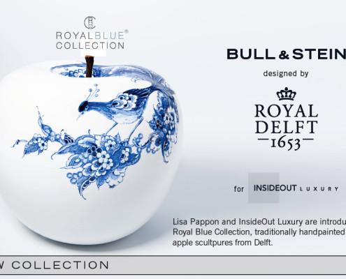 Bull Stein royal delft