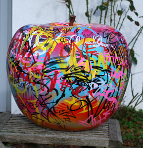 Neu 2015: Graffiti