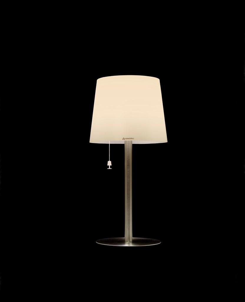 gacoli monroe no 3 solar led tischleuchte garten wohnen. Black Bedroom Furniture Sets. Home Design Ideas