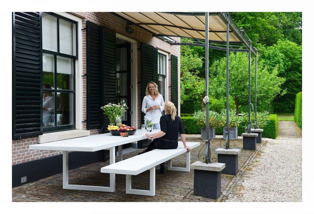 Betonmöbel outdoor
