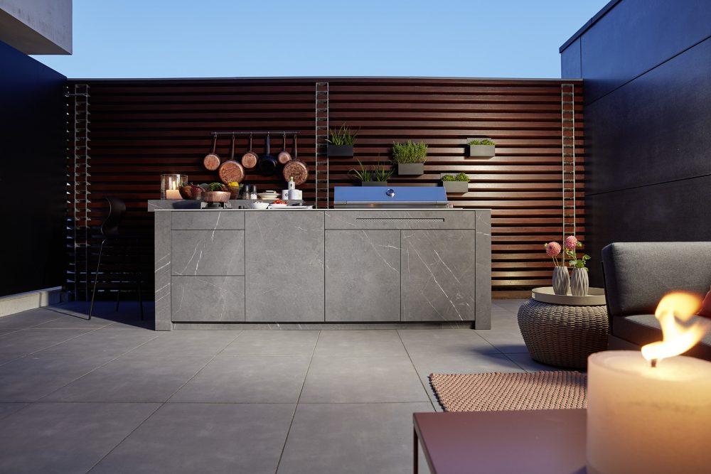 Outdoor Küche Kitchen garten & Wohnen