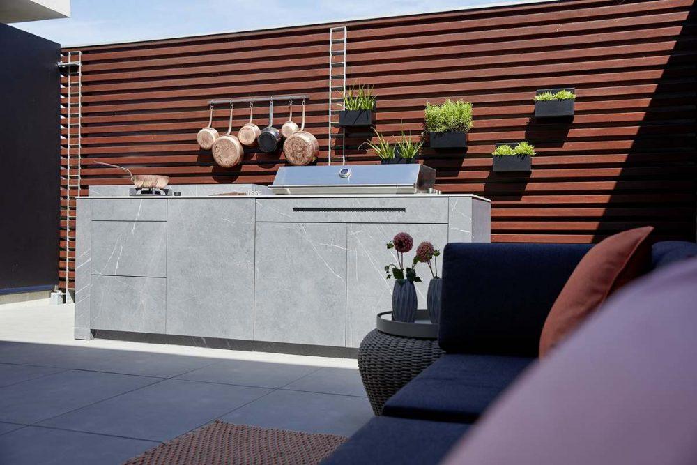 Outdoor Küche Garten Wohnen