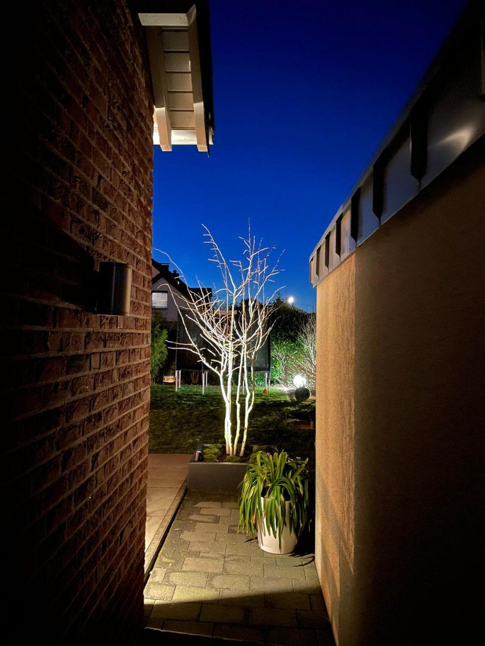 Garten & Wohnen Münster Beleuchtung im Garten Outdoor Licht