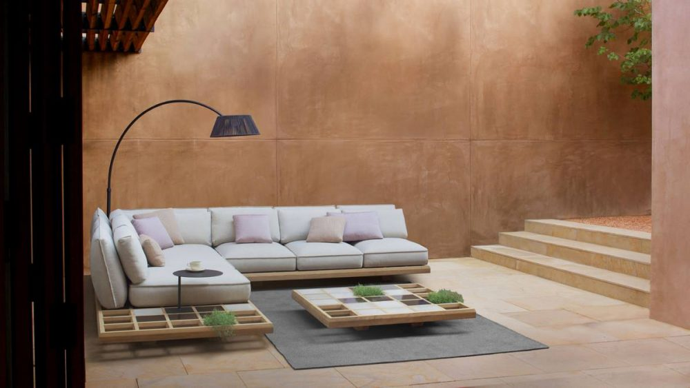 hauser design royal botania lounge organix garten wohnen münster NRW Outdoor